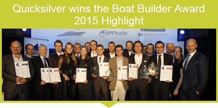 qs boat builder award